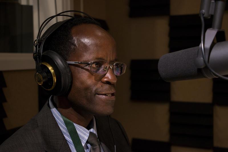 Robert Mwanga