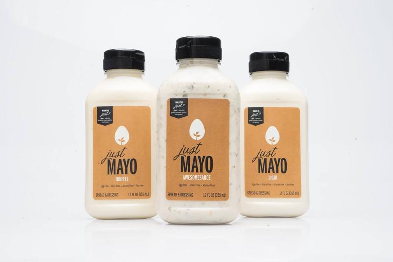San Francisco-based Hampton Creek makes several types of plant-based mayo products.