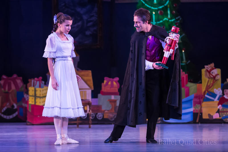 Ballet Quad Cities performs The Nutcracker