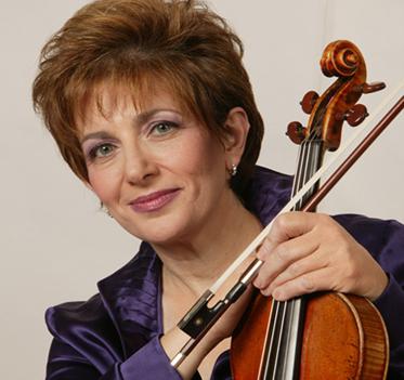 Violinist Ida Kavafian