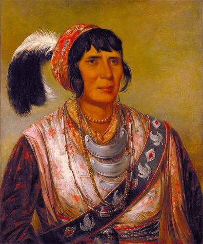One Native American noun that has reached Iowa is Osceola, Iowa, which was named after a Seminole Indian leader, Chief Osceola.