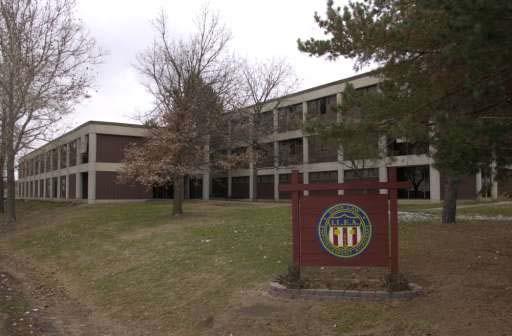 Iowa Law Enforcement Academy Grounds
