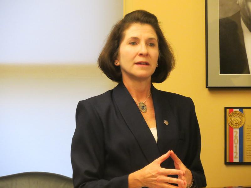 State Auditor Mary Mosiman