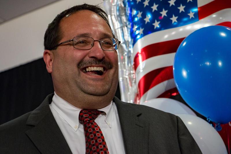 Republican Party of Iowa Chairman Jeff Kaufmann