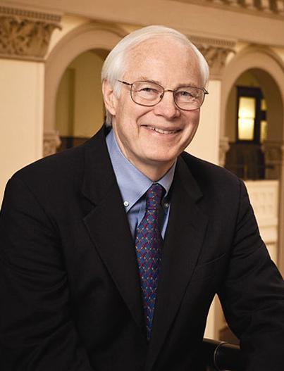 Fmr. Congressman Jim Leach