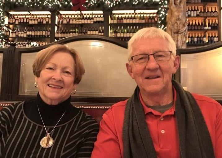 Jane and Jerry Slykhuis
