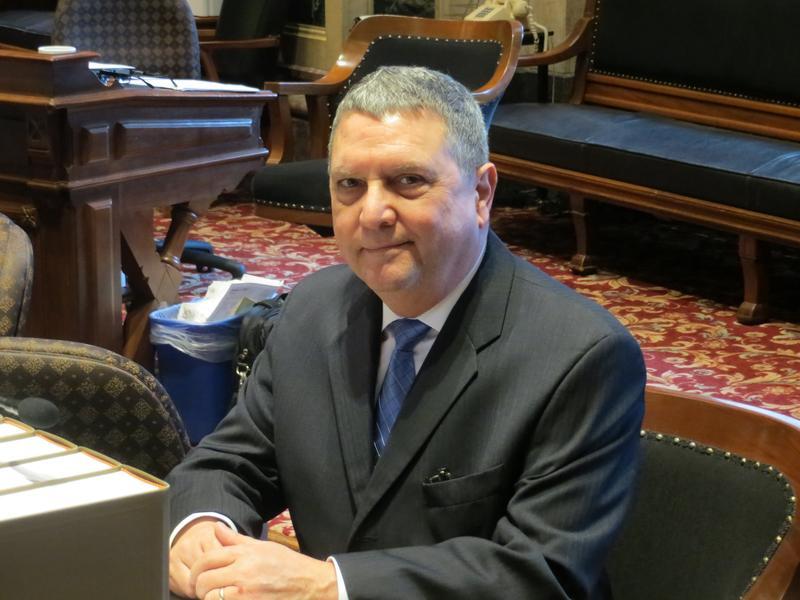 Sen. Tony Bisignano (D-Des Moines)