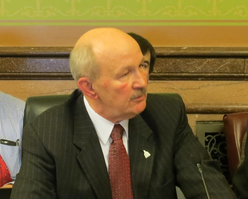 Sen. Bill Dotzler (D-Waterloo)