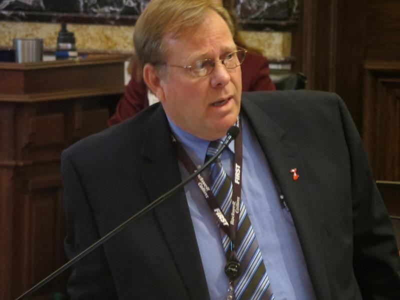 Sen. Michael Breitbach (R-Strawberry Point)