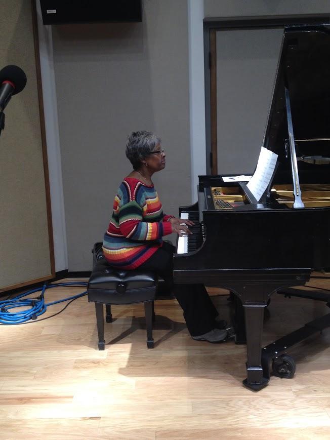 Pianist Dorothy Rainey