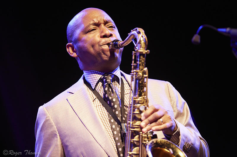 Saxophonist Branford Marsalis, who will perform with Orchestra Iowa this month