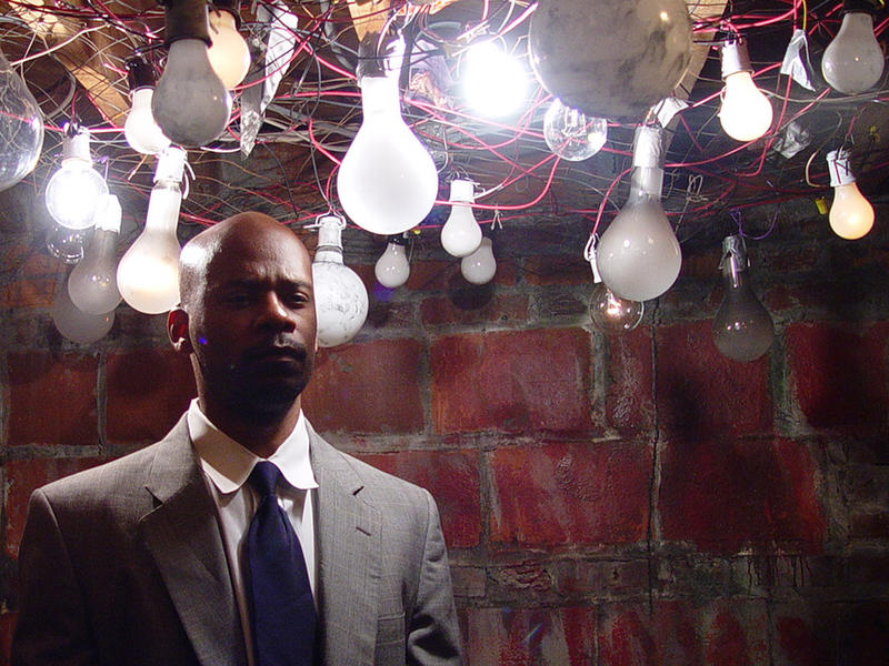 "Jefferson Pinder's ""Ghost Light,"" a 3-part art performance at the Figge Art Museum in Davenport"