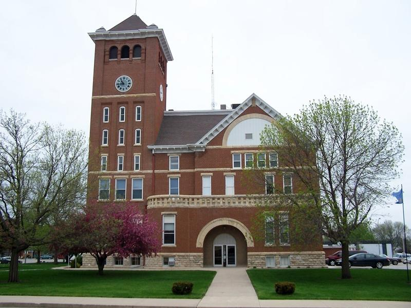 Wright County Courthouse