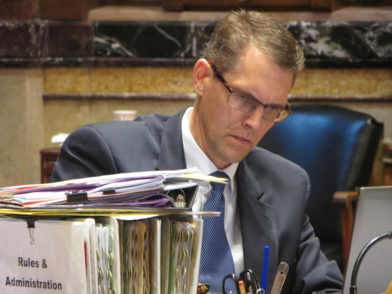 Sen.  Randy Feenstra (R-Hull)