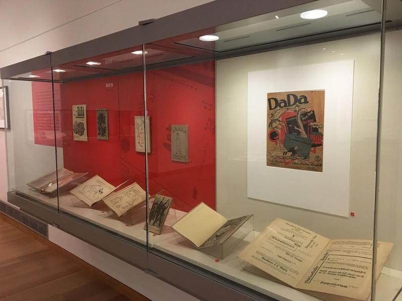 Disseminating Dada