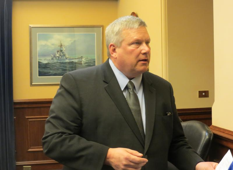 Iowa Secretary of Agriculture and Land Stewardship Bill Northey