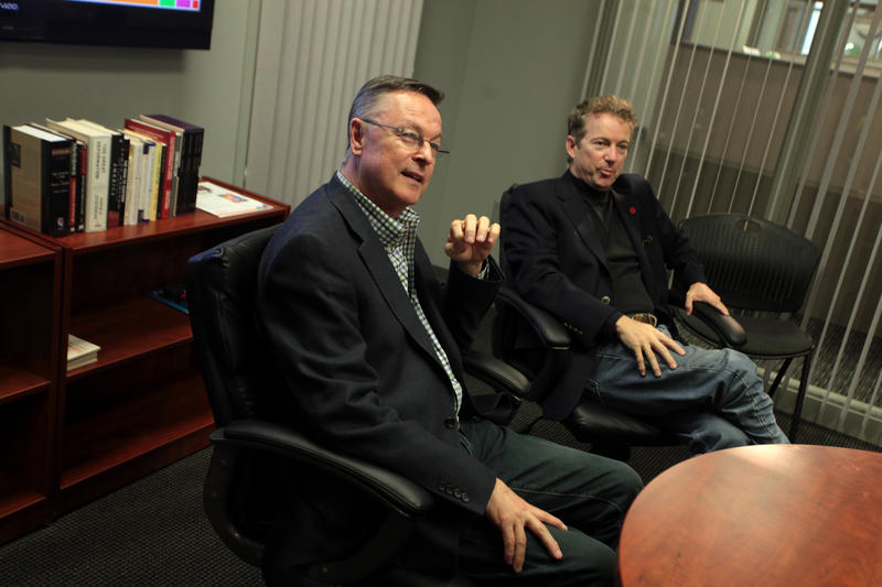 Iowa Congressman Rod Blum, member of the House Freedom Caucus, which joined U.S. Senator Rand Paul in opposing GOP legislation to replace the ACA