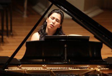 Pianist Mimi Solomon
