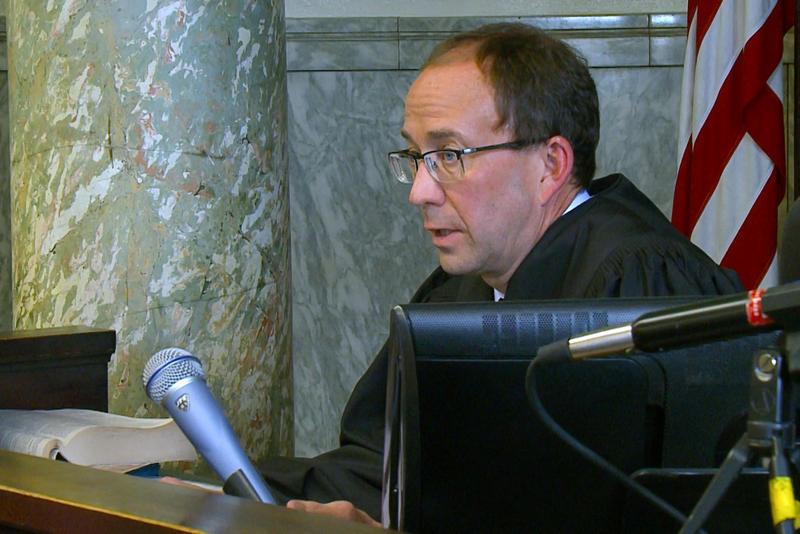 Polk County District Court Judge Jeffrey Farrell