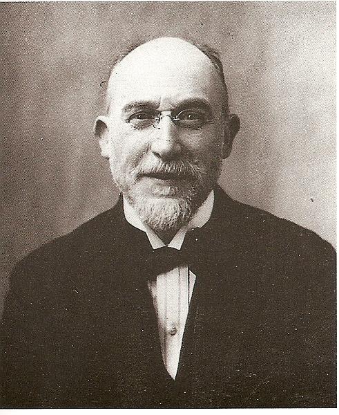 Erik Satie, French composer