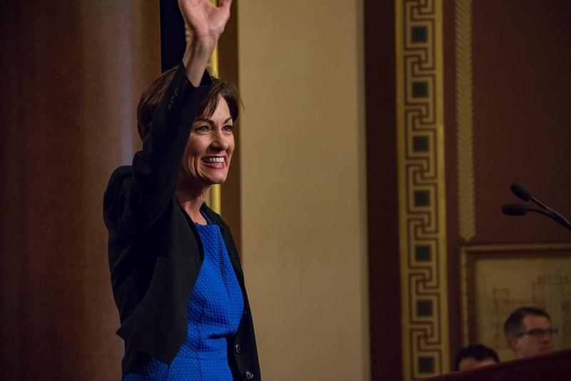 Governor Kim Reynolds is slated to fill an upcoming vacancy on the state's Supreme Court.