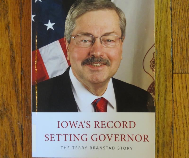 """Cover photo for """"Iowa's Record Setting Governor: The Terry Branstad Story"""""""