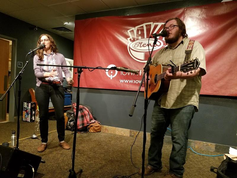 Crystal City performs at The Java House