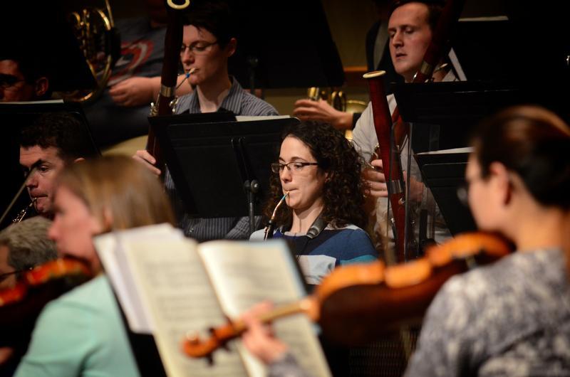 Quad City Symphony Orchestra's Courtney Miller