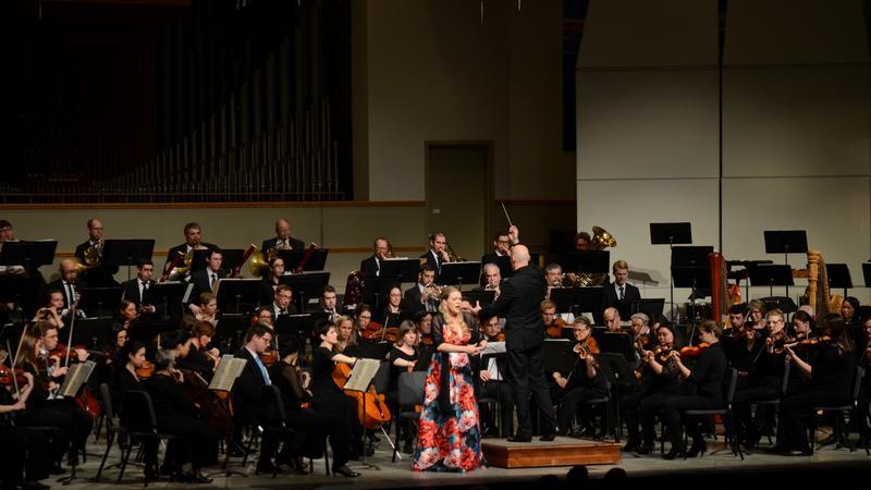 The Quad City Symphony Orchestra
