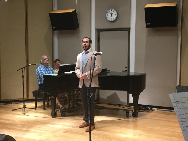 Nate Hill sings Zurga's Aria from Bizet's The Pear Fishers