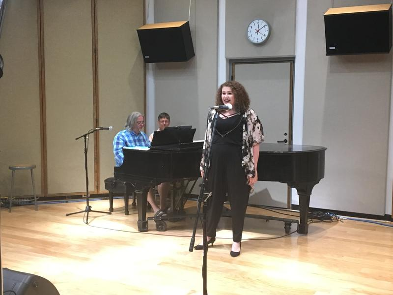 "Rebecca Buechel performs ""I Can Cook Too"" from On The Town"