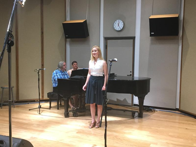 "Erin Persick performs Dater #3 Aria from ""Speed Dating Tonight!"""