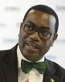 2017 World Food Prize Laureate Akinwumi Adesina