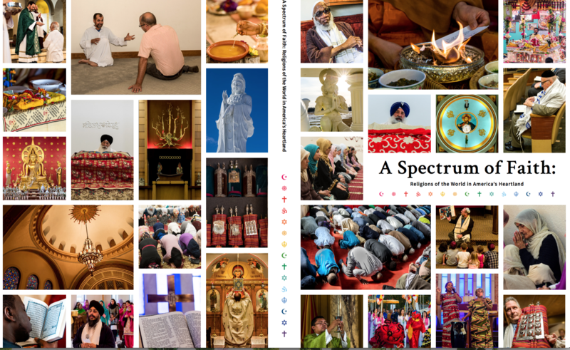 A Spectrum of Faith book cover