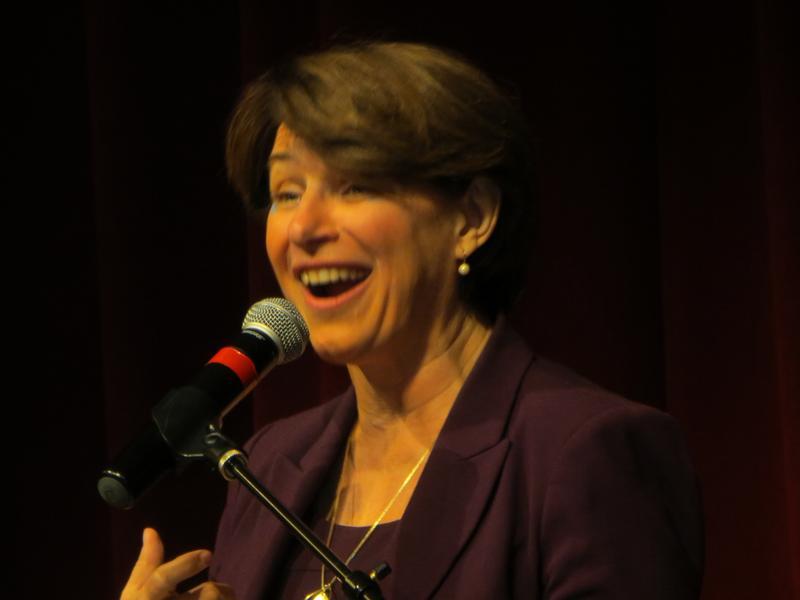 Sen. Amy Klobuchar (D-Minnesota)