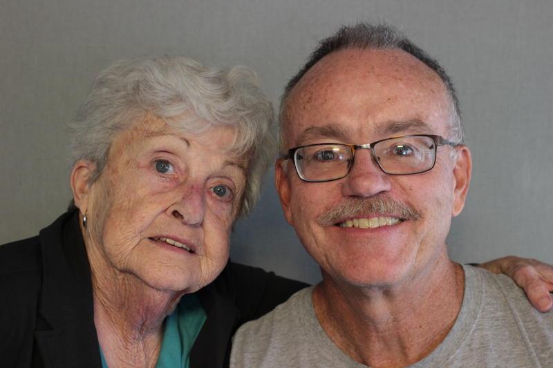 Joann Ray and Steve Riley