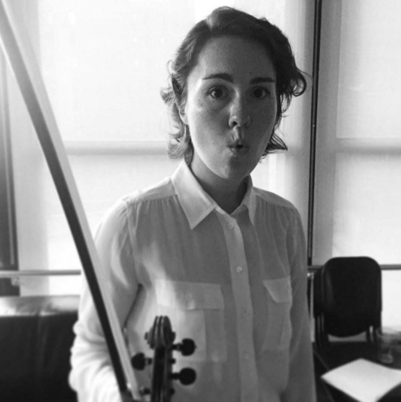 Composer Caroline Shaw