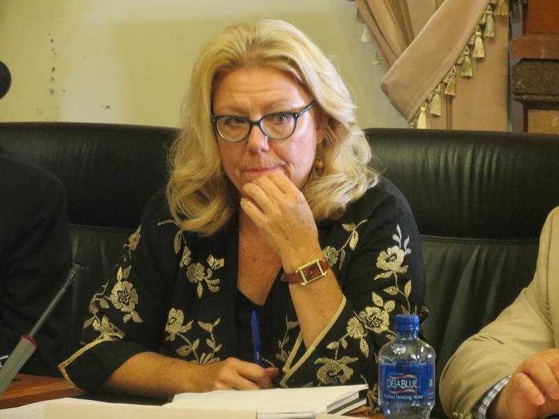 Sen. Pam Jochum (D-Dubuque)