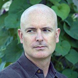 UNI Professor of English Jim O'Loughlin