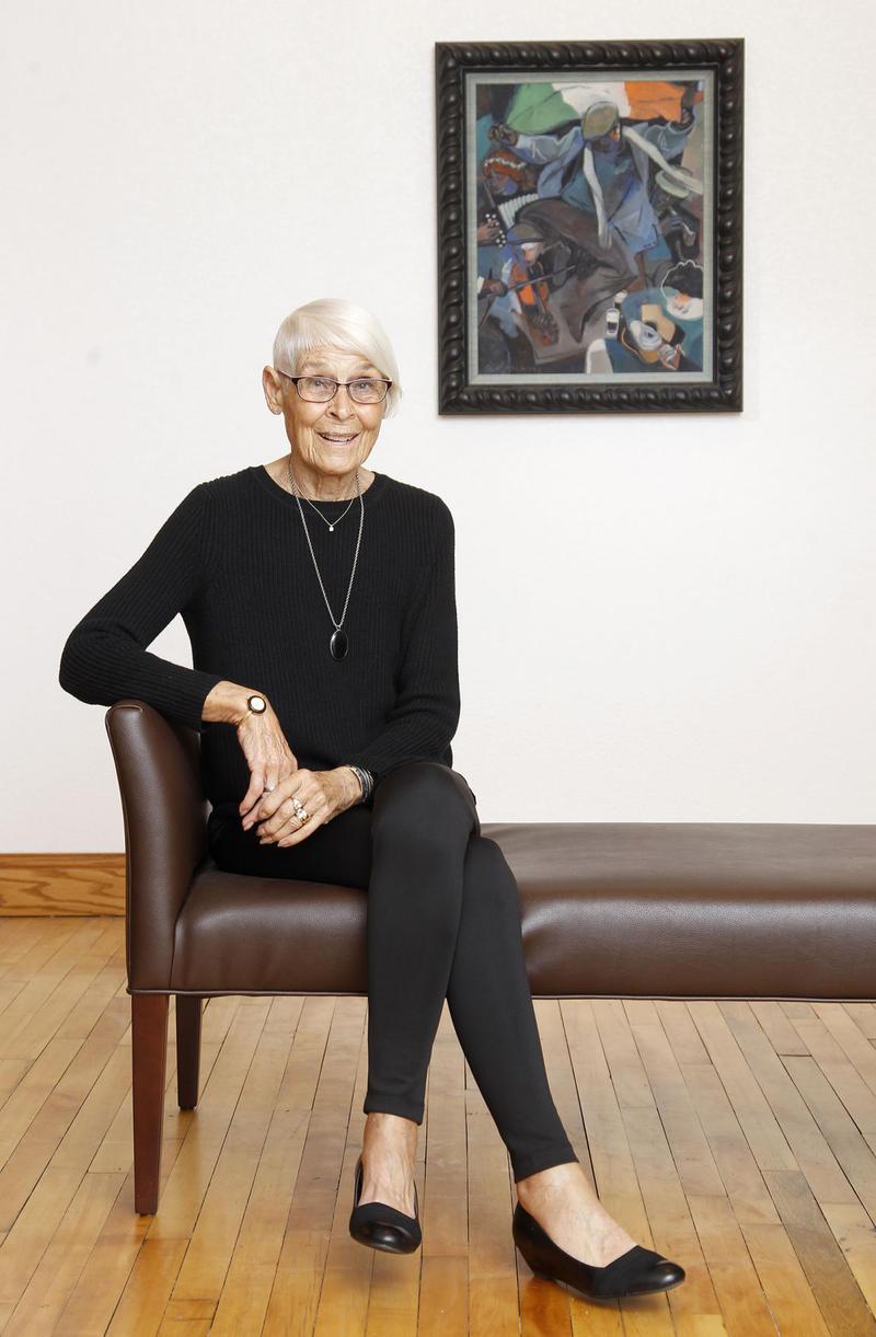 Rosemary Beach discusses the Cedar Falls Authors Festival