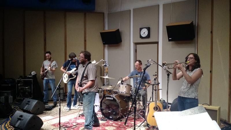 Crystal City performs live in IPR's Cedar Falls studios.
