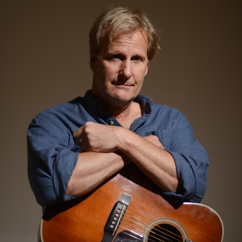 Jeff Daniels, a performer on the list for this year's Heritage Center season