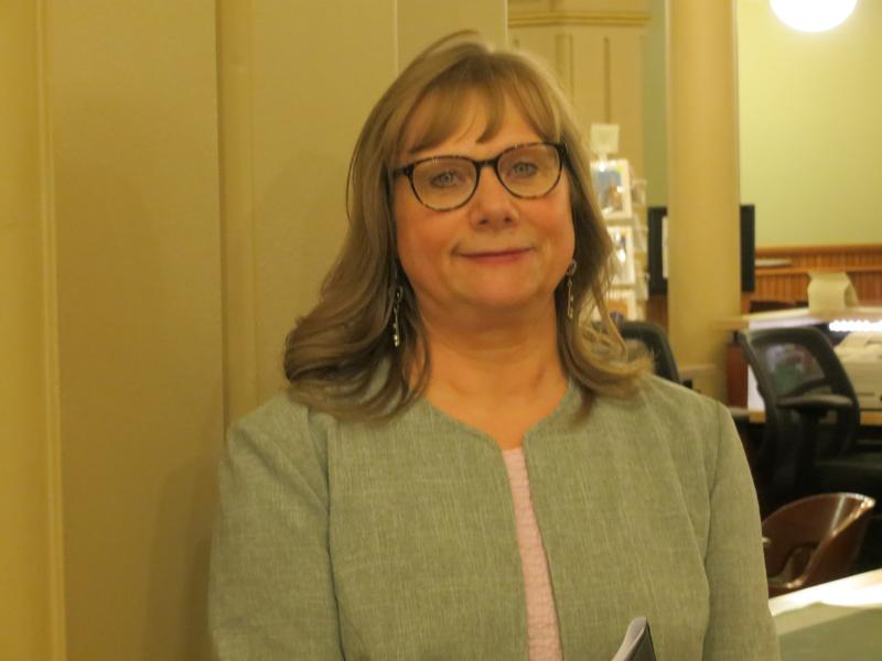 Long-Term Care Ombudsman Cindy Pederson