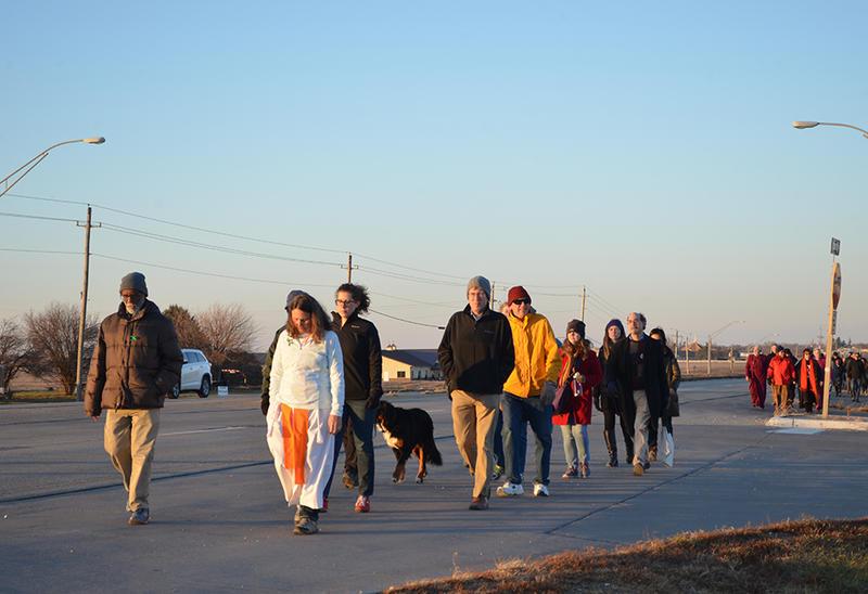 grinnell walk