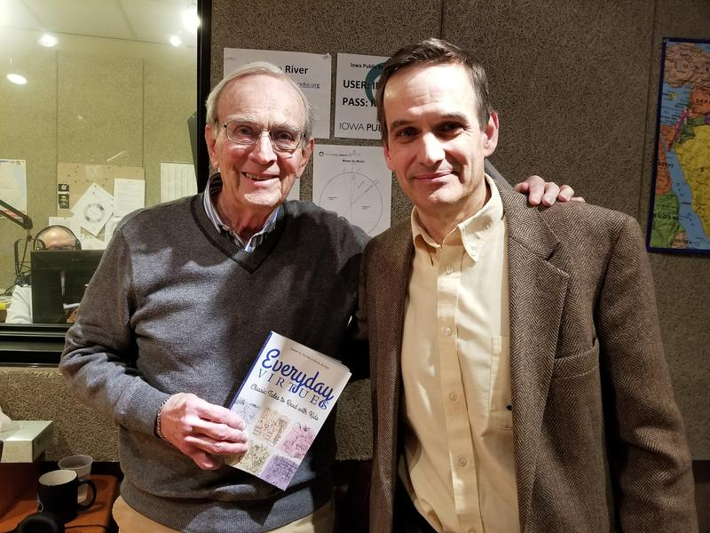 Jim Autry and son and co-author Rick Autry