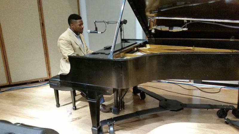 UNI student Marcus Jackson