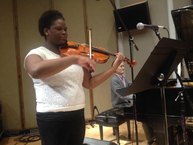 Cedar Valley musician Andrea Alert