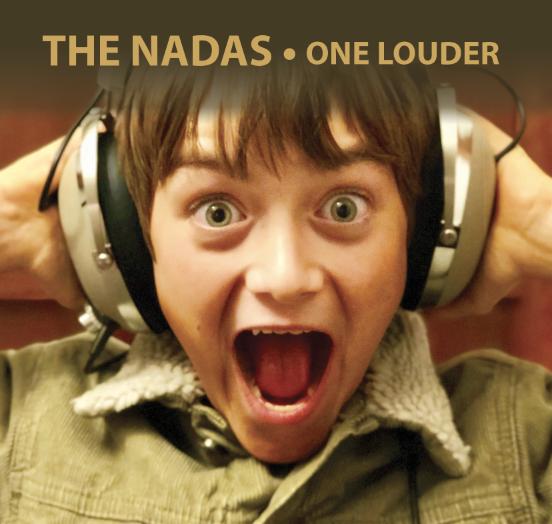 The Nadas new album cover