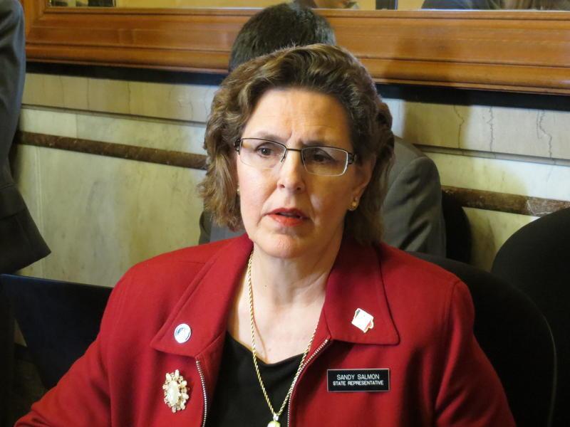 Rep. Sandy Salman (R-Janesville)