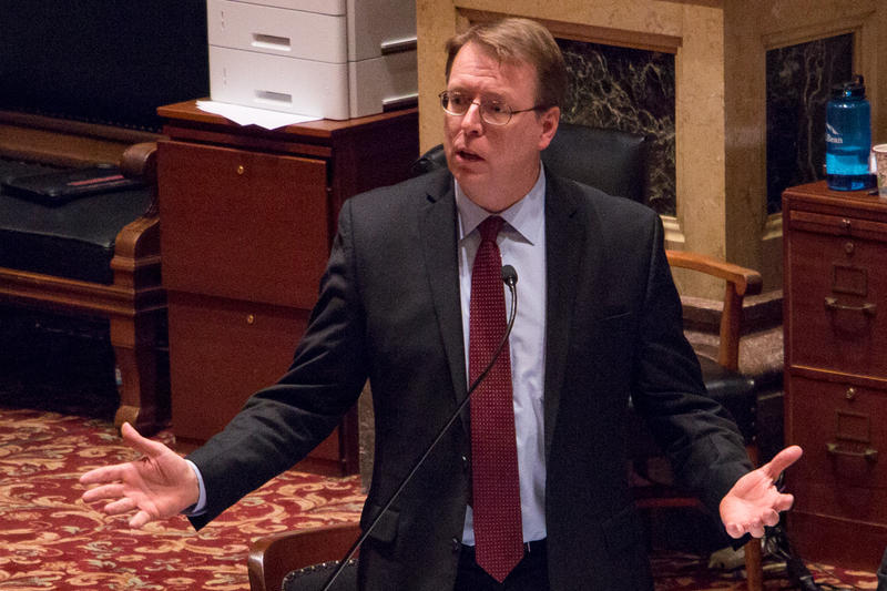Sen. Rob Hogg (D-Cedar Rapids)